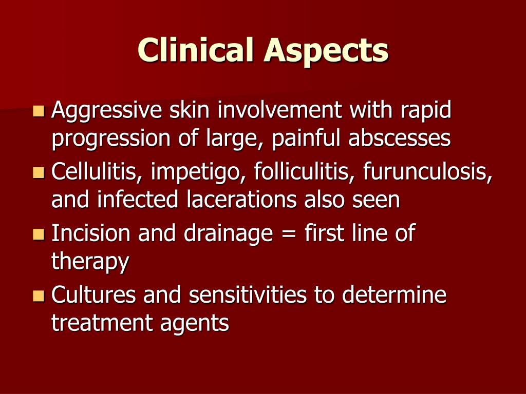 Clinical Aspects
