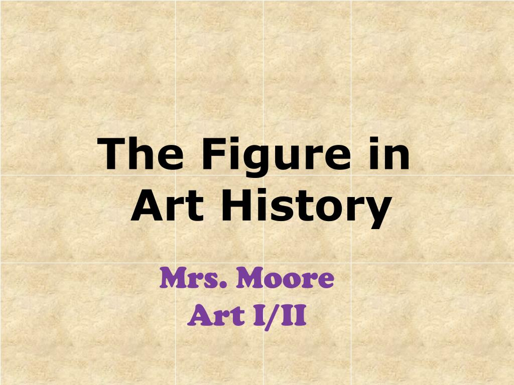 the figure in art history l.