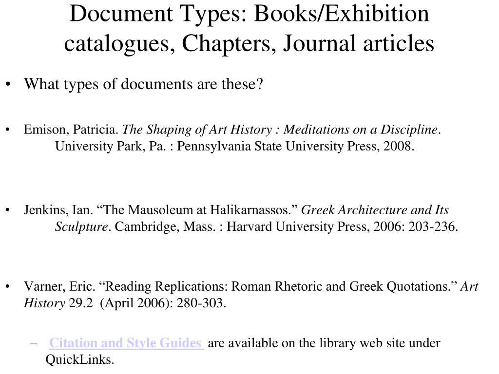 Document Types: Books/Exhibition catalogues, Chapters, Journal articles