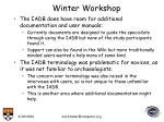 winter workshop20