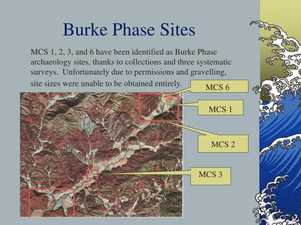 Burke Phase Sites