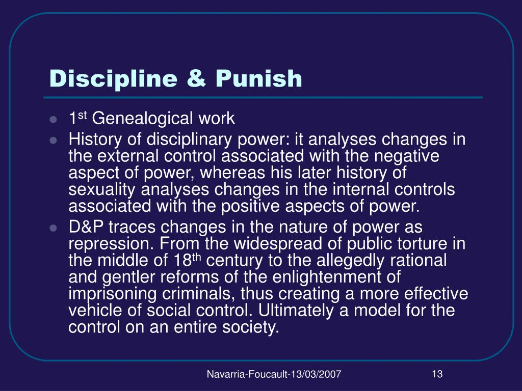 disciple and punish review