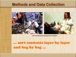 methods and data collection14