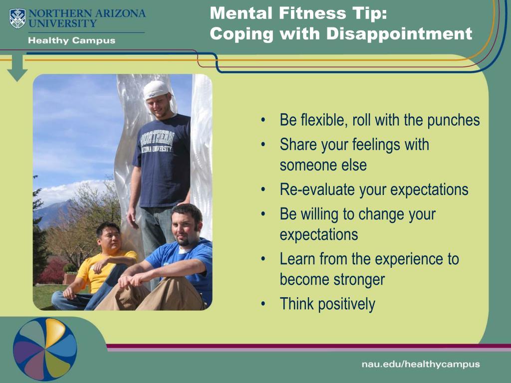 Mental Fitness Tip:
