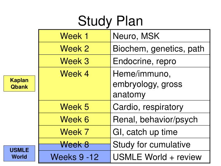 How to make and FOLLOW a Study TimeTable - YouTube