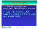 physical layer31