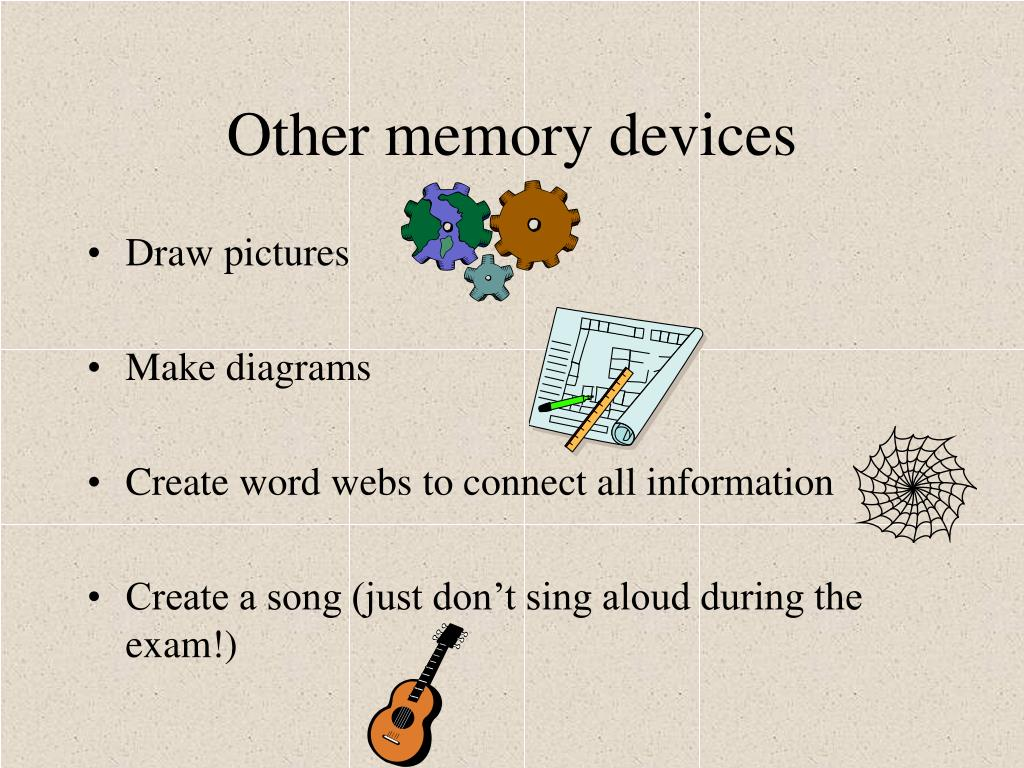 Other memory devices