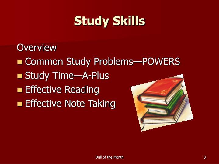 Study skills3