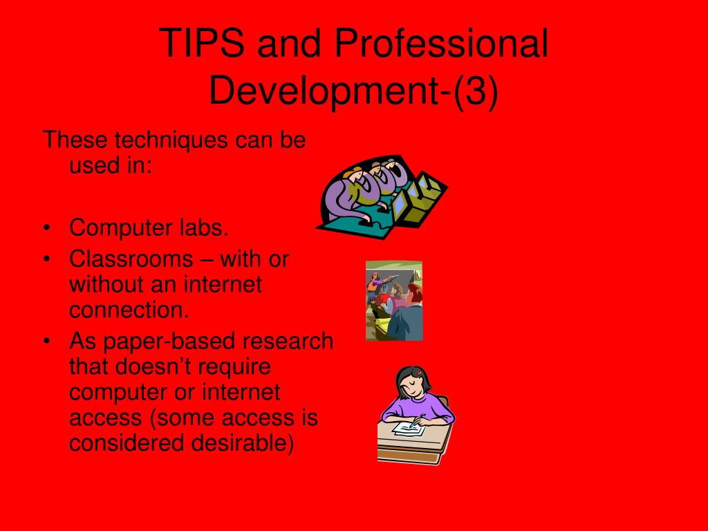 TIPS and Professional Development-(3)