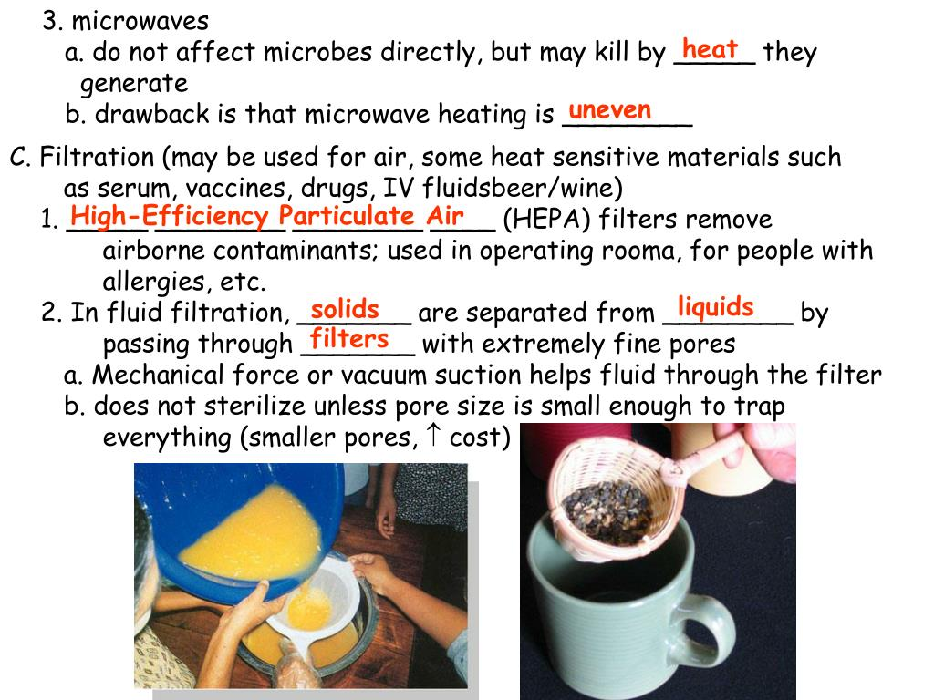 3. microwaves