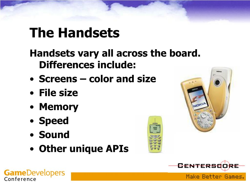 The Handsets