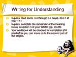 writing for understanding11