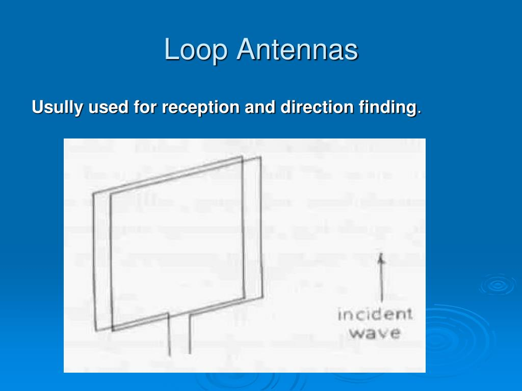 PPT - VLF LF MF and HF ANTENNAS PowerPoint Presentation - ID