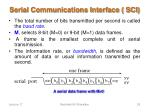 serial communications interface sci