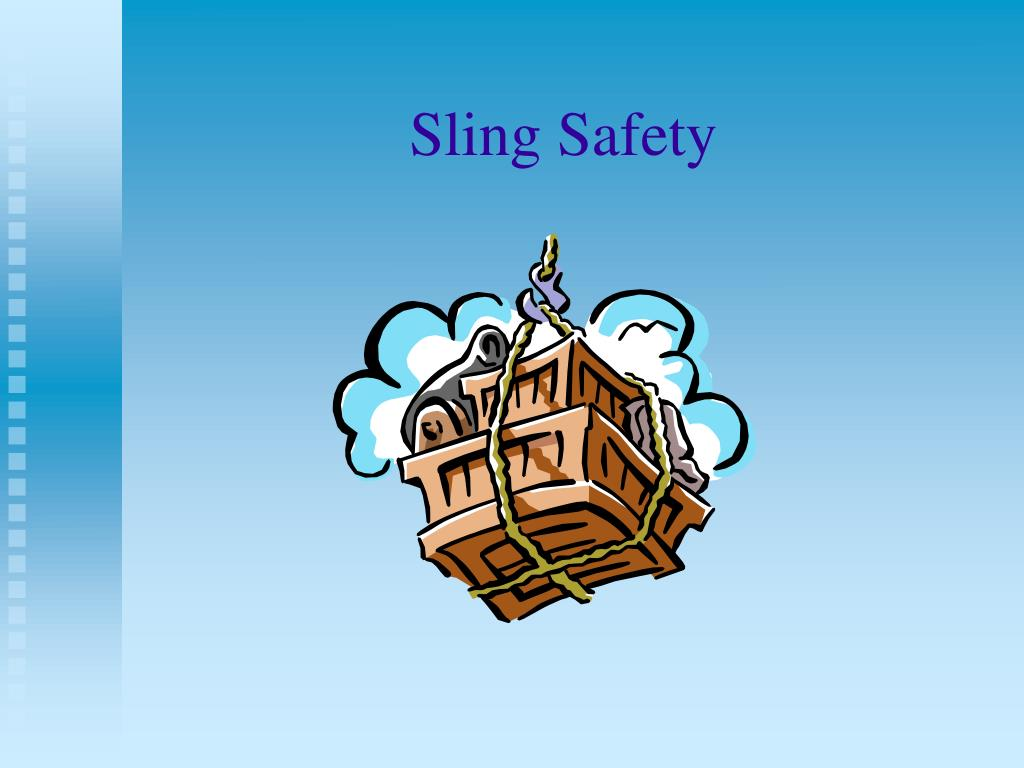 PPT - Sling Safety PowerPoint Presentation - ID:672117