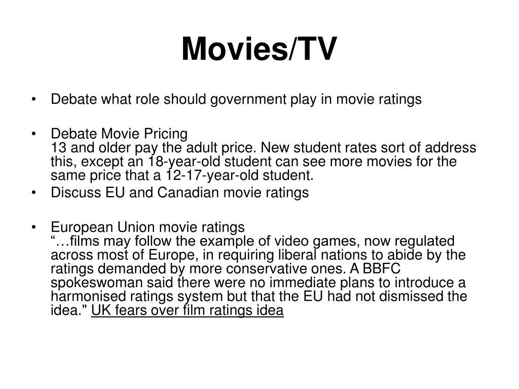 Movies/TV