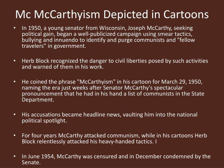 Mc mccarthyism depicted in cartoons3