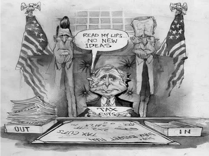 The funny world of political cartoons