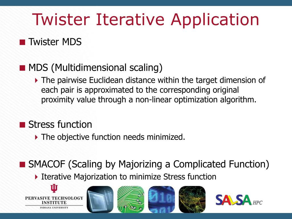 PPT - Applying Twister to Scientific Applications PowerPoint