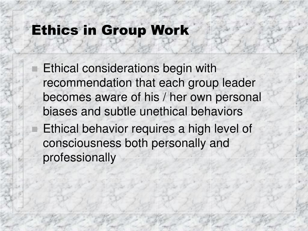 ethical considerations in dealing with changes in Ethical considerations in marketing, product safety, and intellectual property i will discuss three to five (3-5) ethical issues relating to marketing and however, a better understanding of what motivates lifestyle changes and the barriers that prevent the life style changes, especially among overweight.