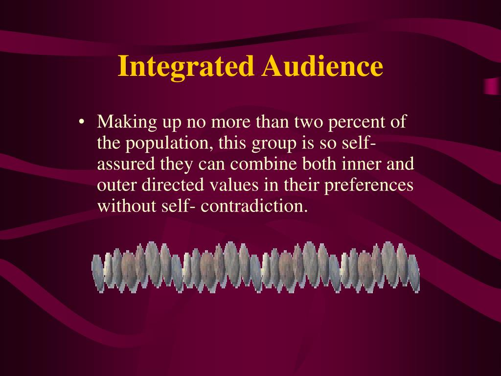 Integrated Audience