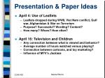 presentation paper ideas5