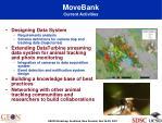 movebank current activities