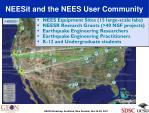 neesit and the nees user community