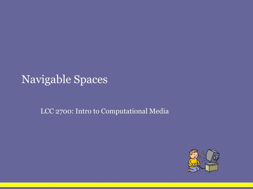 navigable spaces l.
