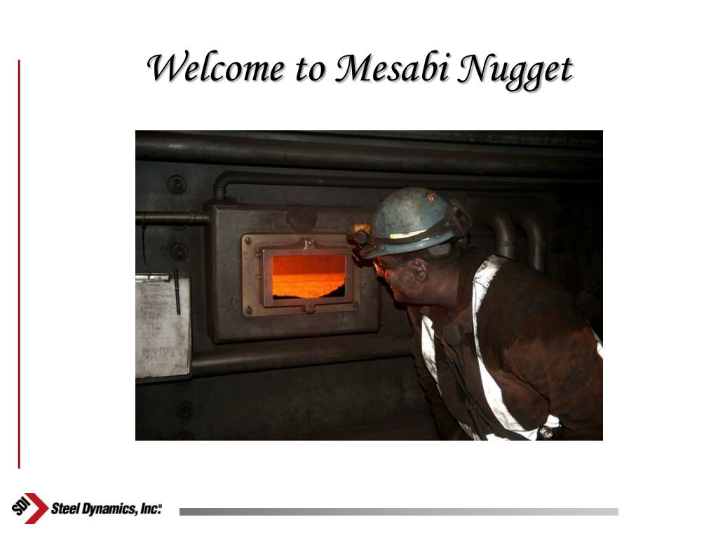 welcome to mesabi nugget l.