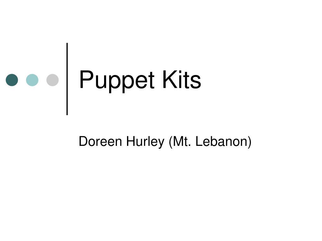 Puppet Kits