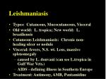 leishmaniasis104