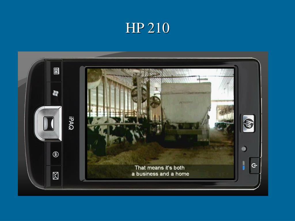HP 210