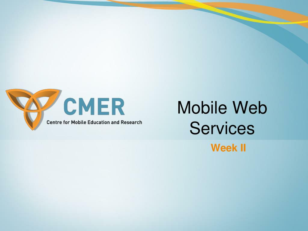mobile web services l.