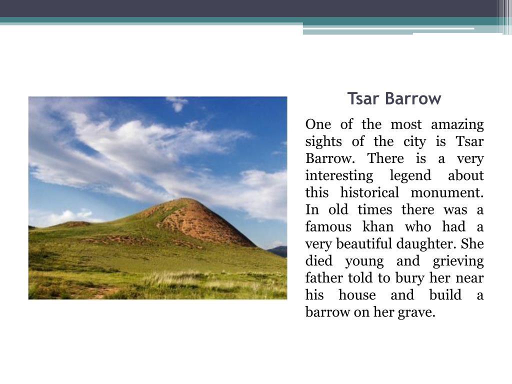 Tsar Barrow