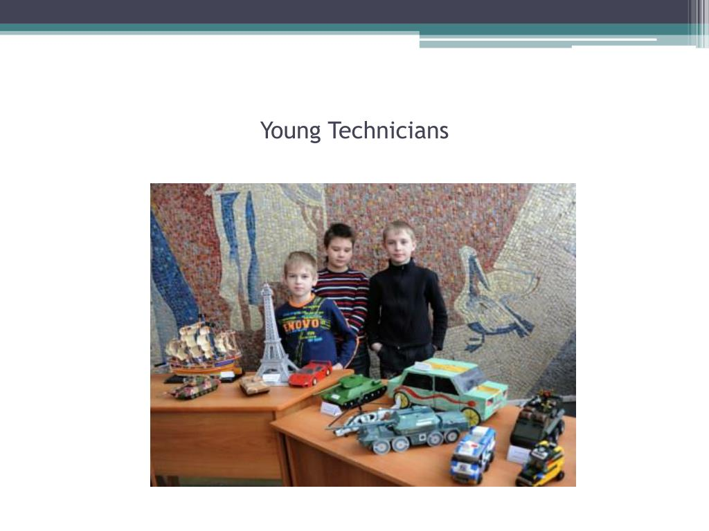 Young Technicians