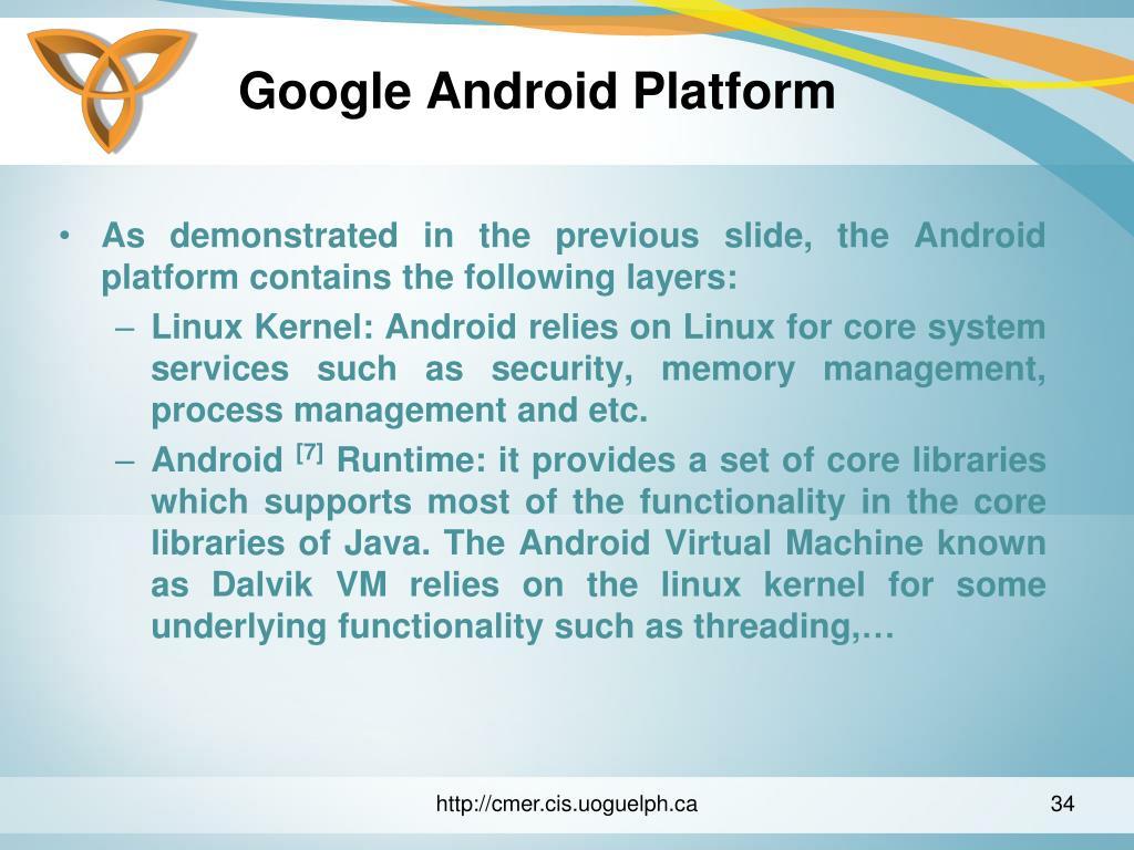Google Android Platform