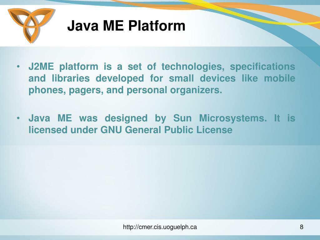 Java ME Platform