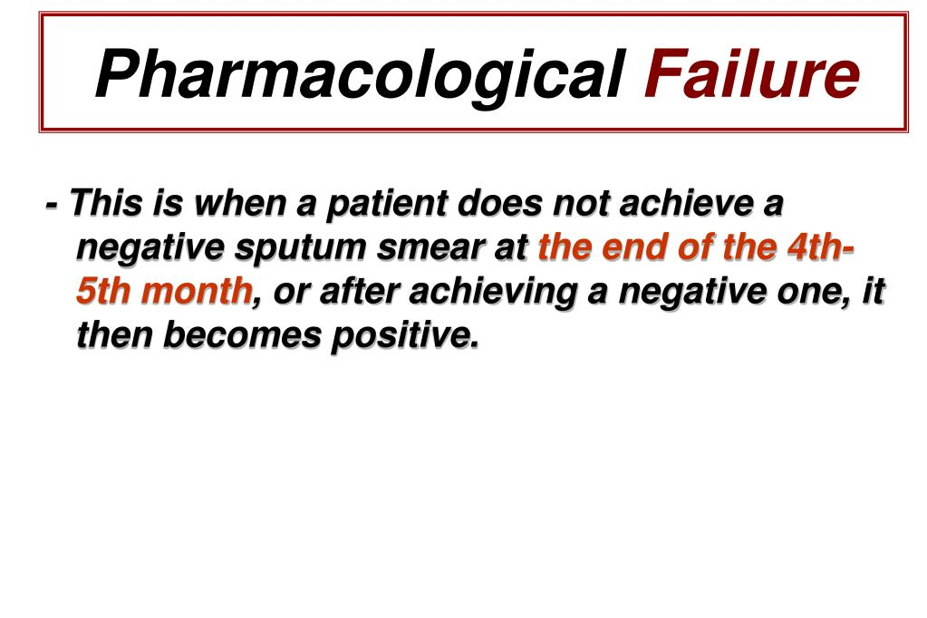 Pharmacological