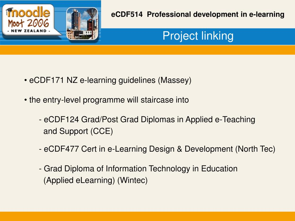 Project linking