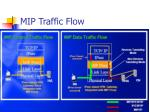 mip traffic flow