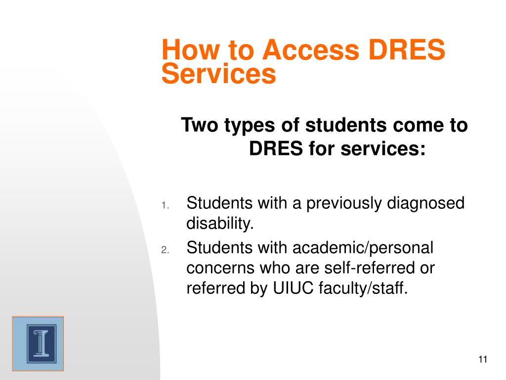 How to Access DRES Services