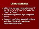 characteristics15