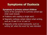 symptoms of dyslexia26