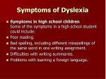 symptoms of dyslexia28