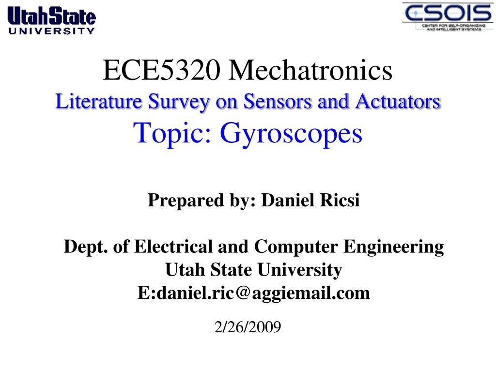 ECE5320