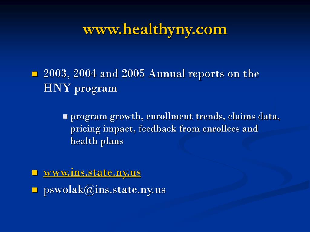 www.healthyny.com