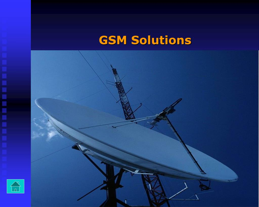 GSM Solutions