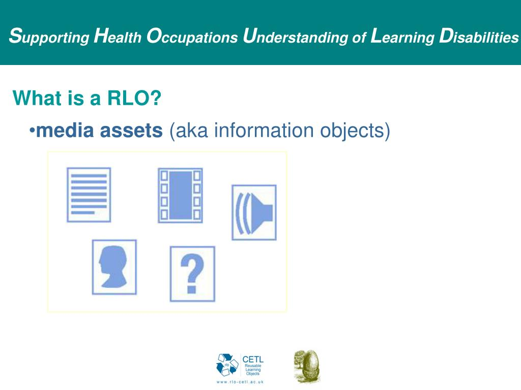 What is a RLO?