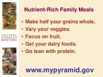 nutrient rich family meals5